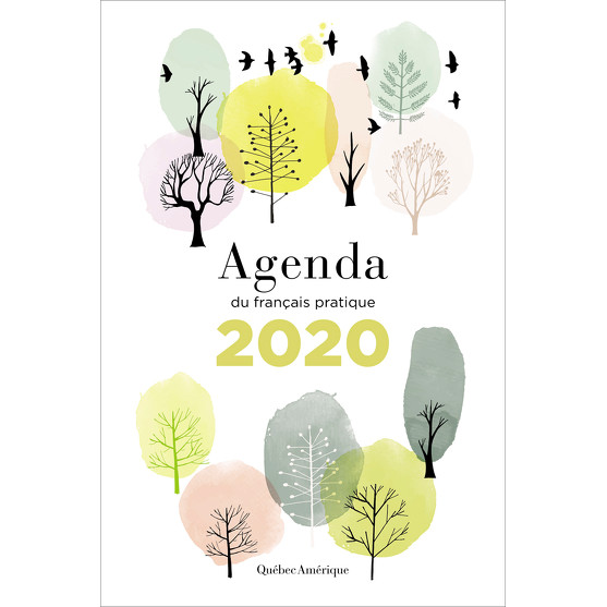 Agenda du français pratique 2020
