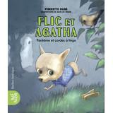 Flic et Agatha - Fantôme et cordes à linge