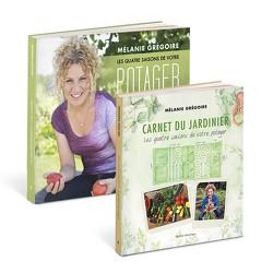 Duo jardinage: Les Quatre saisons de votre potager et Carnet du jardinier