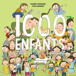 Les 1000 enfants veulent un animal de compagnie