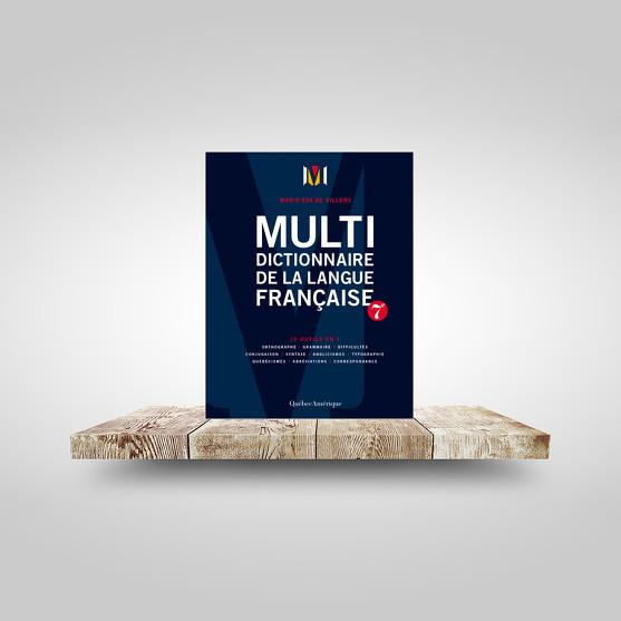 Multidictionnaire de la langue française (7e édition)