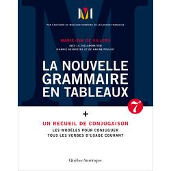 La Nouvelle Grammaire en tableaux (7e édition)